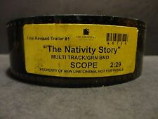 Nativity Story 2006  35mm Movie Trailer  #1 collectible SCOPE 2min  29 secs
