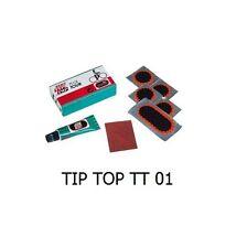 Fahrrad Flickzeug TIP TOP TT01 Reperatur Set Kit Reifen Schlauch Panne