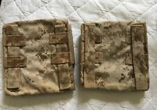 Ferro Concepts AOr1 DigitaL Desert Crye Style 6x6 Side Plate Pouches. NJPC LBT