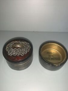 Lord of the Rings Two Towers - The One ring, rare, collectable, ring