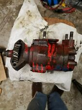 FORD 600 TRACTOR HYDRAULIC PUMP