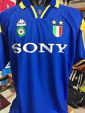 Maglia JUVENTUS DEL PIERO 10 Finale Champions 1996 - Kappa  XL camiseta jersey