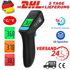 Fieberthermometer Infrarot LCD Thermometer Kontaktlos Stirnthermometer Für Baby