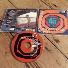 Various Artists-The Northern Soul Scene CD Decca Dream 1998