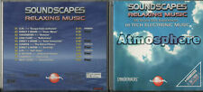 SOUNDSCAPES RELAXING MUSIC CD ATMOSPHERE HI TECH ELECTRONIC MUSIC UPI SUNRISE 01