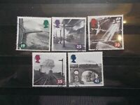 GB 1994 Commemorative Stamps~Railways~Very Fine Used Set~UK Seller