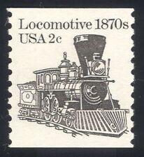 USA 1981 motore a vapore/Treno/trasporto Ferroviario/1 V n24278