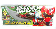 Bandai Power Rangers Gokaiger Kaizoku Pirate Armada Mobirates Saber Sword New