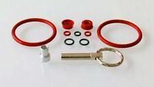 Ovalada Head key/bit with o anillo brewing Unit for jura/AEG/krups