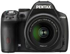 Pentax K k-500 KIT CON DA l18-55 al 1:3. 5-5.6 al