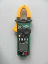 MASTECH MS2108 6600 Counts AC/DC Current Clamp Meter