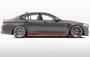 Seitenschweller für BMW 5er F10 F11 M Performance Paket Sidekirts Schweller M5