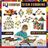 IQ Builder Stem Learning Toy Creative Engineering Educational Kids Boys Girls