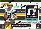 2016 Panini Donruss Football sealed unopened blaster box 11 packs of 8 NFL cards