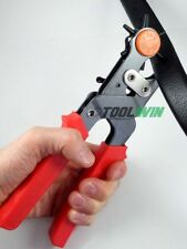 Leather Hole Punch Belt Puncher Tool Hole Maker Revolving Rotary Heavy Duty