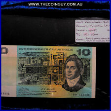 1968 Australian Ten Dollar Notes ghVF