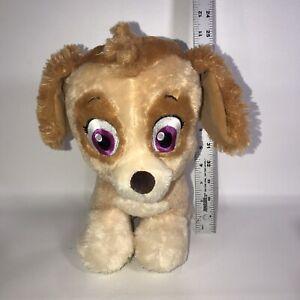 Build A Bear Paw Patrol Skye Girl Sky Pink Puppy Dog Plush Stuffed Doll Toy