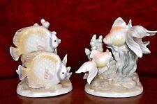 2 Vintage German 'Marine' Collection Porcelain Figurines
