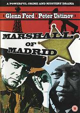 MARSHALL OF MADRID DVD 1971 aka Cade's Country - Glenn Ford - Peter Ustinov