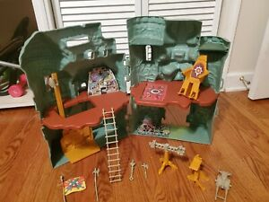 1981 Original Vintage Castle Grayskull Masters of the Universe MOTU He-man COOL