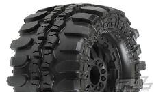 Proline 10110-14 Interco TSL SX Super Swamper 2.8 Tires w/F-11 Black Wheels