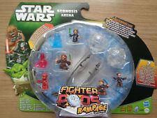 Star Wars Fighter Capsules RAMPAGE BATTLE * Série 4 * Hasbro * NOUVEAU * Neuf dans sa boîte * (6)