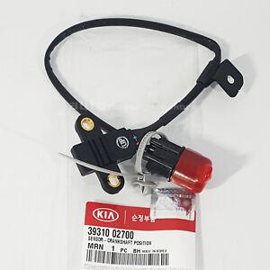 Genuine 3931002700 Crankshaft Position Sensor For Hyundai Atos 2005-2011