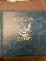 FOOTBALL CARDS 1991 SCORE & NFL PRO SET-600+ CARDS IN ALL NEW / MINT-FREE SHIP