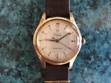 Circa 1950's ROAMER SUPER SHOCK 17 Jewels Mens Watch - Not Working