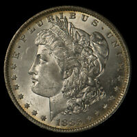 1885-O Morgan $1 Dollar ** ORIGINAL TONING! Lot#R292