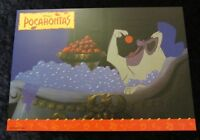 Pocahontas  lobby card  # 10 - Walt Disney