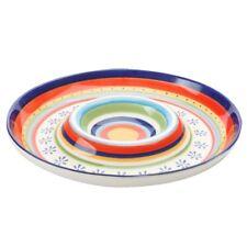 Casa DOMANI Ipanema Chip & DIP Bowl 33cm Multicolour