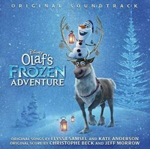 Olaf's Frozen Adventure O.S.T CD *NEW & SEALED*
