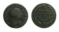 pci3123) Napoli Regno  Ferdinando IV Un Grano Cavalli 12 1790