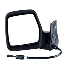 FIAT SCUDO 1996-2006 MANUAL CABLE BLACK DOOR WING MIRROR N/S LEFT