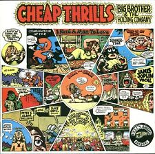 Big Brother & The Holding Company ‎CD Cheap Thrills - Holland