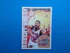 1995-96 Panini NBA Basketball Sticker N.169 Robert Horry Houston Rockets