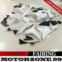 Unpainted Injection Fairing Kit For Honda CBR600RR 2007-2008 F5 07 +Tank Cover