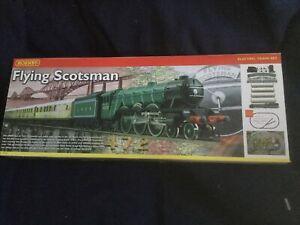 Hornby Flying Scotsman R1039 [OO Gauge] Train Set - Boxed