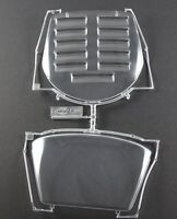 dv   Pocher 1:8 Fenstereinsatz am Spritzling Ferrari F40 K 55 neu Baugruppe E I1