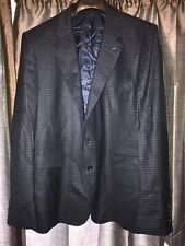 """Men's Thomas Pink  """"Baskerville""""  Navy/Blue Casual /Office Jacket BNWT 50"""" Chest"""