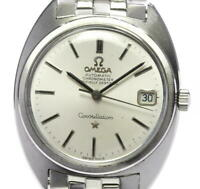OMEGA Constellation cal.564 Chronometer Silver Dial Automatic Men's Watch_533929
