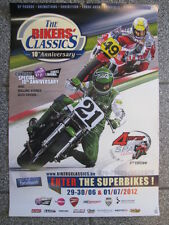 Poster The Bikers' Classics 10th Anniversary Spa Francorchamps 2012 (BEL)