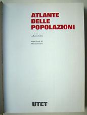 ATLANTE DELLE POPOLAZIONI, A. Salza - ediz. Utet 1998