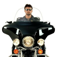 National Cycle - 20050 - Fairing Windshield, 12.75in. - Clear Harley-Davidson El