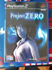 Project Zero 1 PS2 PAL