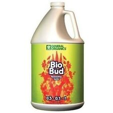 General Organics Bio Bud 1 Gallon 1G BioBud Flower Bloom Stimulator Organic