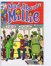 Mad About Millie #12  Marvel Pub 1970