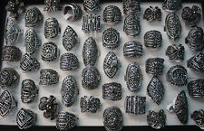 24pcs mix travail lots Strass Grand Vintage Classic de bijoux de mode ring AA56