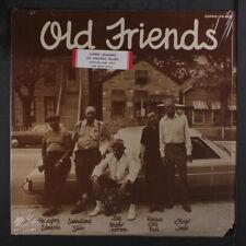 """Various: old friends Earwig Music 12"""" Lp"""